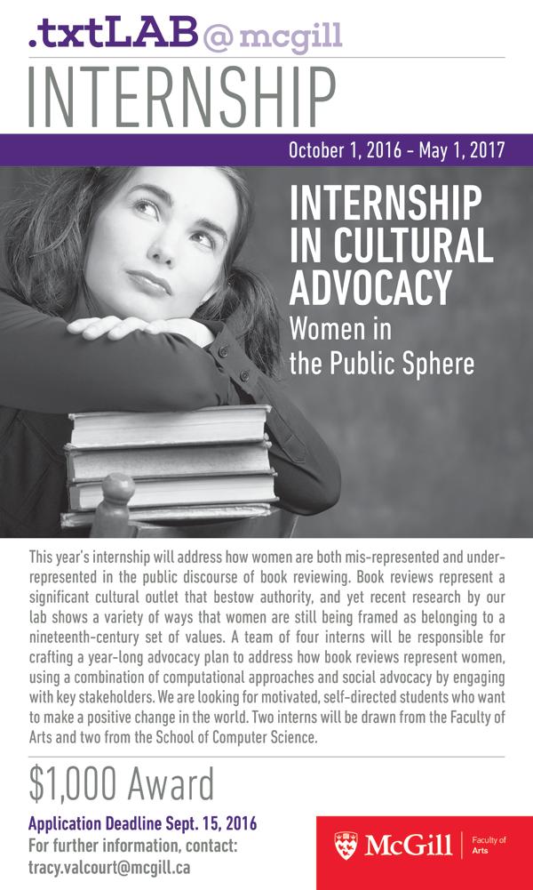 .txtLAB Internships 2016: Computational Cultural Advocacy