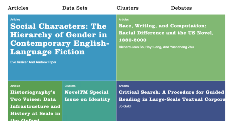 Detecting gender in 26,000 literary characters