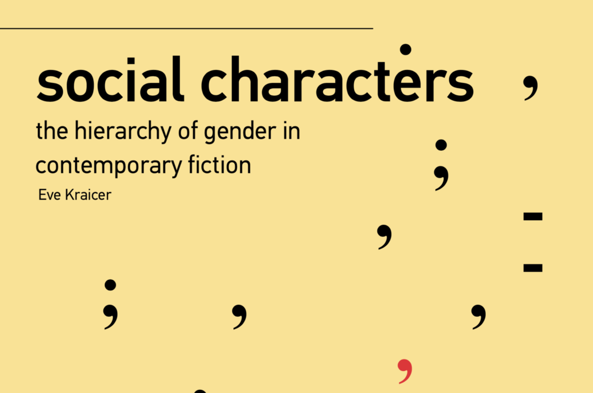 Social Characters: new lab collaboration by Eve Kraicer